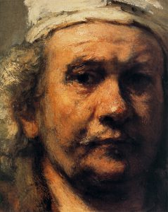 Rembrandt-Self-Portrait