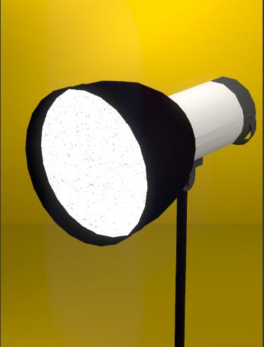 set.a.light 3D, Reflektor, Blitz, Licht,