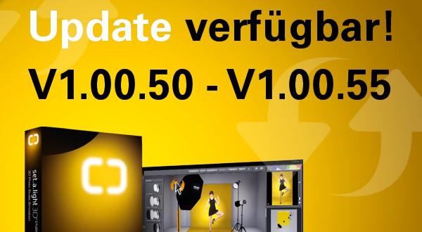 Update News V1.00.50 – V1.00.55