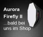 Vorankündigung: Bald gibt es die Firefly II Beauty Box von aurora Lite Bank im elixxier Online Shop