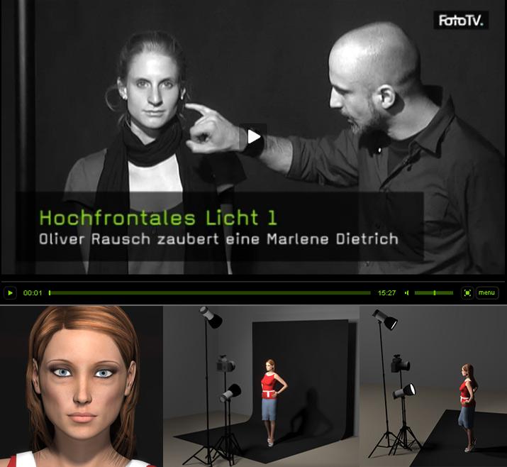 Oliver Rausch bei FotoTV.