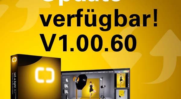 Update News V1.00.60 – jetzt mit Speedlights