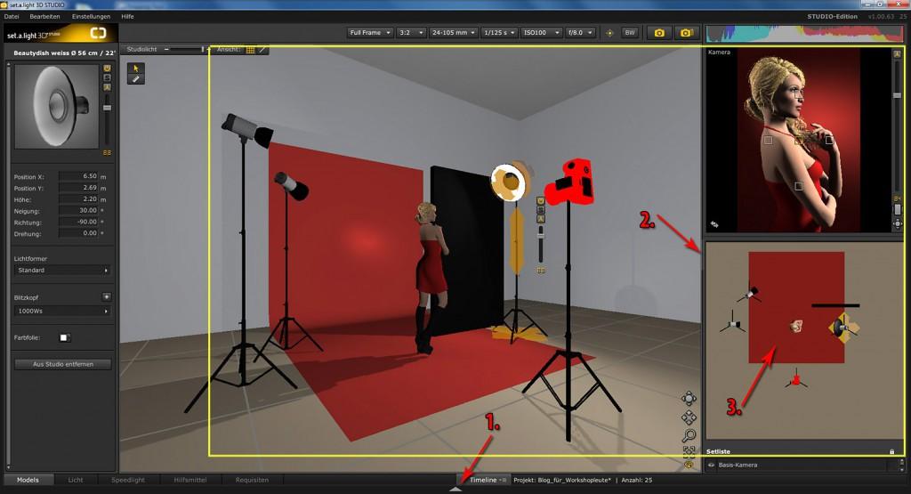 Studioübersicht-Aufbau-Ergebnis