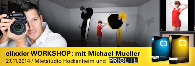 set.a.light 3D STUDIO – Workshop inkl. Shooting mit Michael Mueller